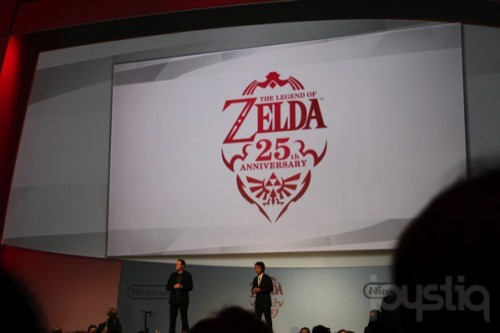 Nintendo E3 2011 Press Conference Image 5