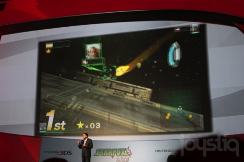 Nintendo E3 2011 Press Conference Image 3