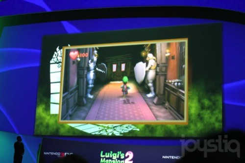 Nintendo E3 2011 Press Conference Image 2