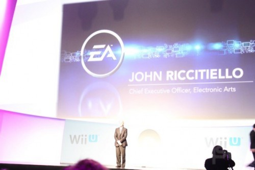 Nintendo E3 2011 Press Conference Image 7