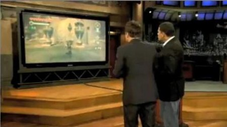Reggie On Late Night With Jimmy Fallen Screen 2