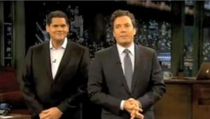 Reggie On Late Night with Jimmy Fallen Screen