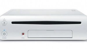 Nintendo Wii U Console Front Image 1