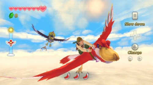 Zelda Skyward Sword Image 5
