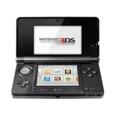Cosmo Black 3DS