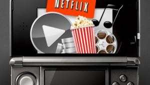 Netflix Logo 3DS Image