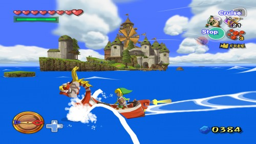 Legend of Zelda Wind Waker Dolphin
