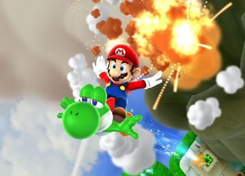 Super Mario Galaxy 2 Dolphin 1