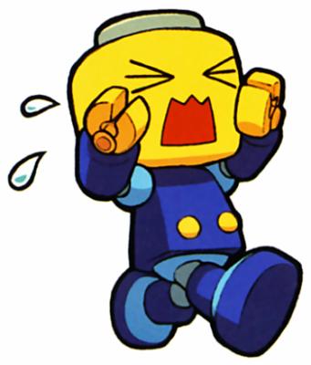 Servbot Crying