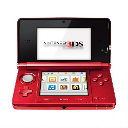 Red 3DS Image
