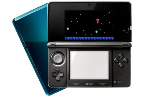 Nintendo 3DS Ballon Fight Image