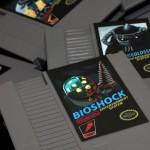 NES Carts BioShock Image