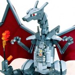 LEGO Mecha Charizard by Zane Houston image 3
