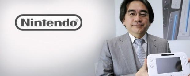 Nintendo Stock down