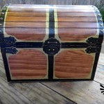 Musical Life-Sized Zelda Treasure Chest BygonesandPowerUps 1