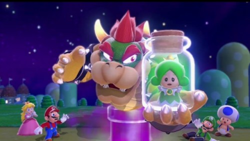 Super Mario 3D World Nintendo Direct Oct 2013 image