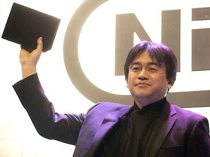 Iwata Nintendo E3 2005 Wii