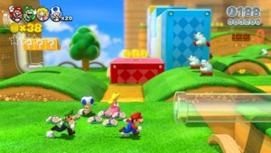 Super Mario 3D World image 1