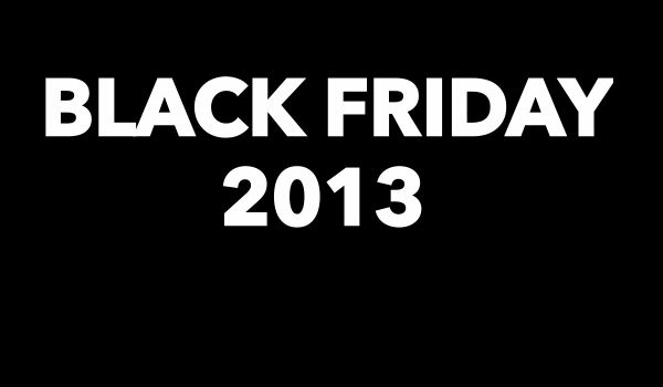 Black Friday 2013 logo by Bernie Mota