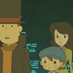 Professor Layton and the Azran Legacy 3DS image