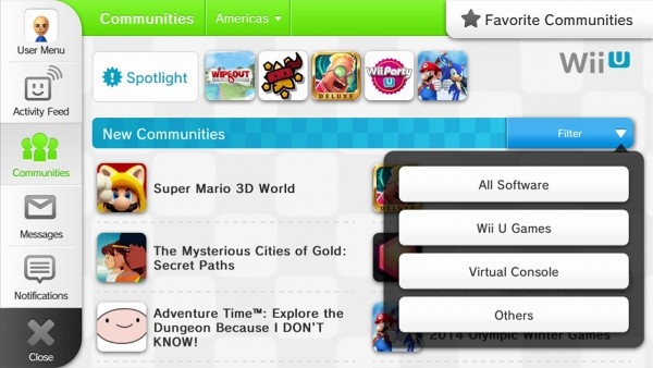 Wii U Miiverse new changes image 2