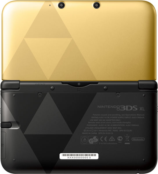 Zelda A Link Between Worlds 3DS XL image 3